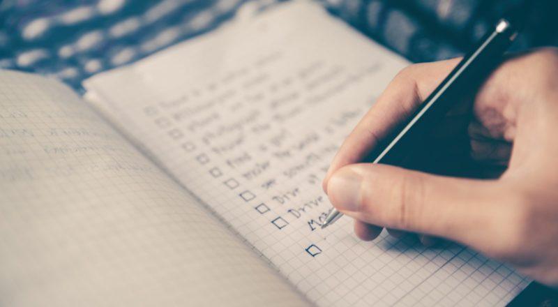 Eventplanerings tips