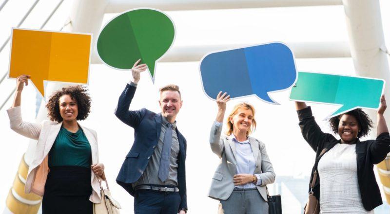 Marknadsför ditt event i grupper och forum