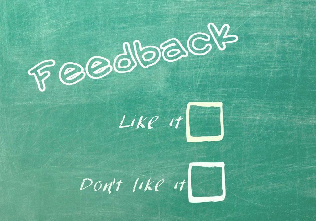 Uppföljning efter välgörenhetsevenemanget: Samla in feedback och använd det för framtida event.