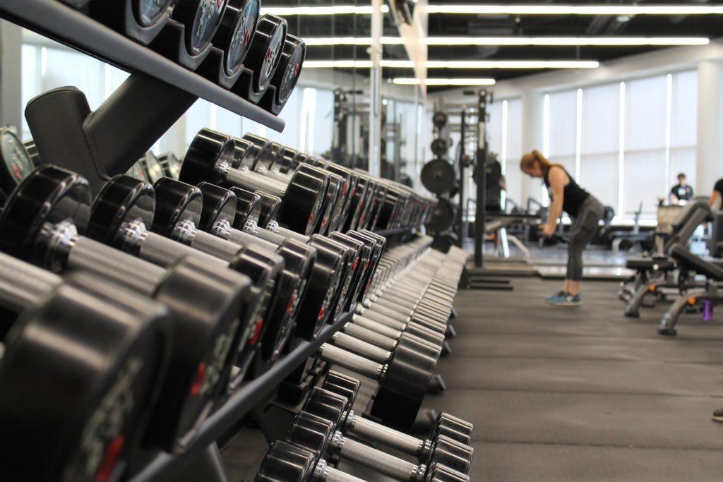 Storslagna öppningsidéer: Storslagna öppningsidéer för gym.