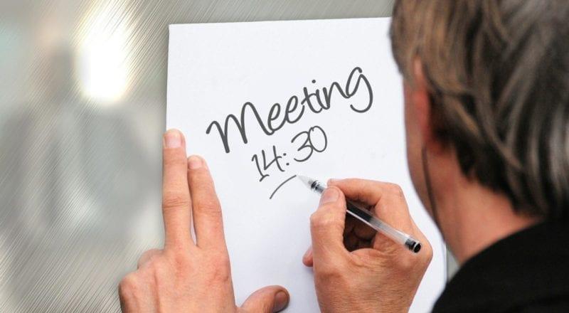 Konferensagend