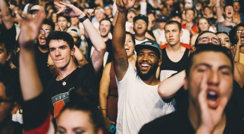 Hur man hanterar publiken under evenemang